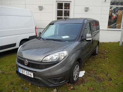 begagnad Fiat Doblò L1 1,3 90hk