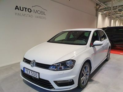 begagnad VW Golf 1.4 TSI 150hk GT R-line Aut