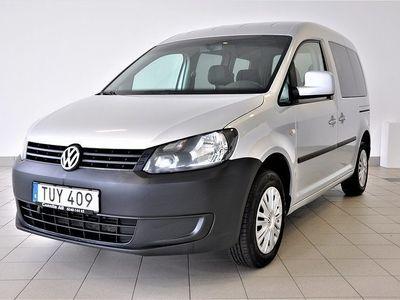 begagnad VW Caddy Life 1.6 TDI 102hk