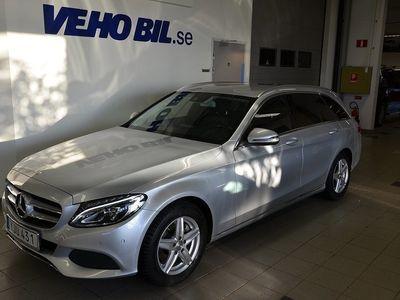 begagnad Mercedes C220 d KOMBI, DRAG