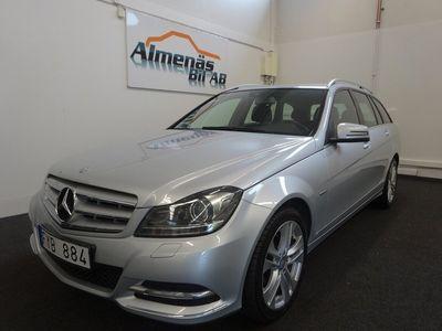 brugt Mercedes 200 C-KlassT CDI Avantgarde/Aut/Drag