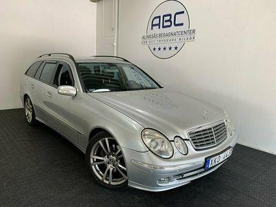 begagnad Mercedes E350 4MAT