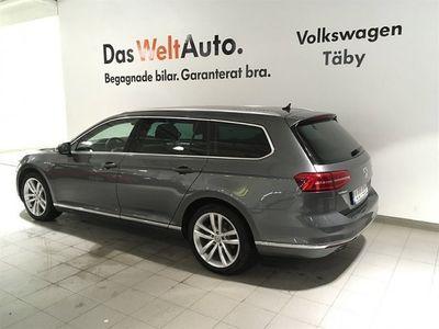 begagnad VW Passat Sportscombi TDI190 DSG 4M/Executive/Navi Pro/Värmare/Drag