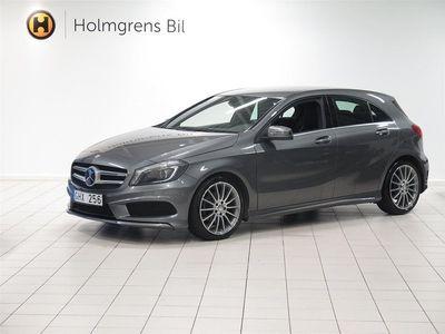 begagnad Mercedes 180 Benz A Cdi Aut AMG Kolfiberpaket 2013, Personbil 174 900 kr