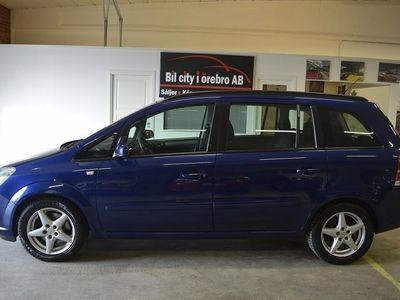 begagnad Opel Zafira 2.2 (15hk) 7-Sits / Nyservad & Ny -06