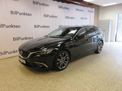 begagnad Mazda 6 2,2D 175Hk Optimum AUT AWD WEBASTO