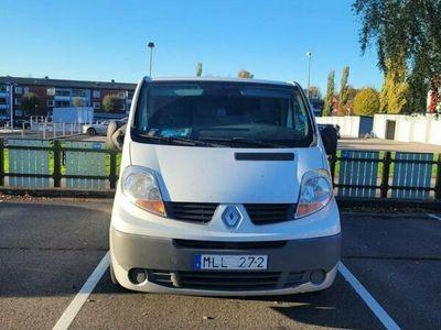 begagnad Renault Trafic Van 2.9t 2.0 dCi