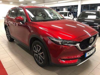 begagnad Mazda CX-5 2.5 AWD Aut 194hk Optimum/Drag Gamla skatten