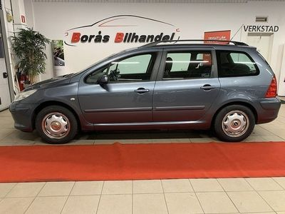 begagnad Peugeot 307 2.0 Automat 140hk
