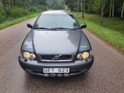 begagnad Volvo S40 2.0T 163HK NY BESIKTAD IDAG 0%ränte