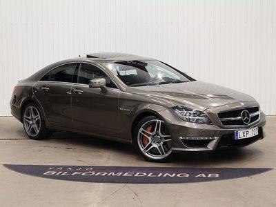 brugt Mercedes CLS63 AMG AMG Speedshift 557hk Sv-såld
