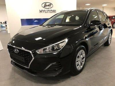 begagnad Hyundai i30 1.6 CRDi DCT Euro 6 136hk