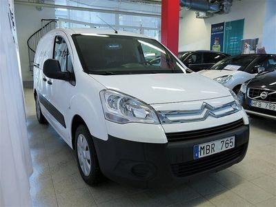 gebraucht Citroën Berlingo III 1,6 HDI Skåp | Webasto | -11