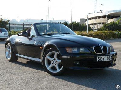 begagnad BMW Z3 2,8 Cabriolet -97