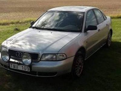 begagnad Audi A4 - 95 -95