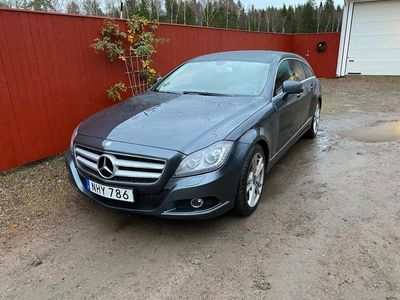 begagnad Mercedes CLS250 218CDI