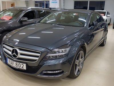 begagnad Mercedes 350 CLS BenzCDI 4-matic 2012, Sportkupé 339 000 kr