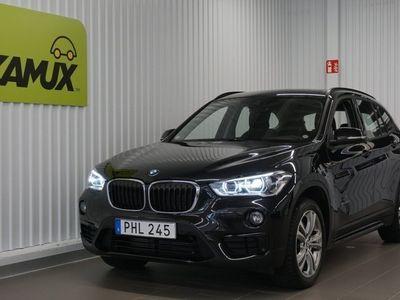 brugt BMW X1 xDrive20d Sportline Drag (190hk)
