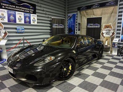 begagnad Ferrari F430 2760mil Sv-såld Keramiska Max !
