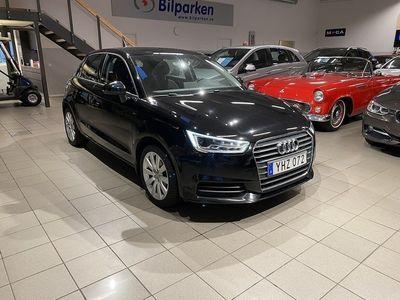 begagnad Audi A1 Sportback 1.0 TFSI Pro Line Euro 6 95hk