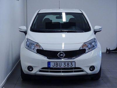 begagnad Nissan Note 1.2 (80hk) Värmare, 1 ägare, S -16