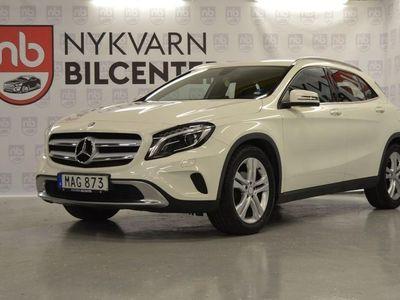 begagnad Mercedes GLA200 D 4MATIC