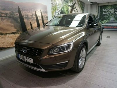 begagnad Volvo V60 CC D4 AWD Bus Adv Summum 2017, Kombi 259 900 kr