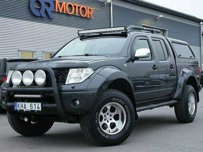 begagnad Nissan King Navara Big2.5 dCi 4x4 Kåpa S V 2006, Pickup Pris 144 900 kr