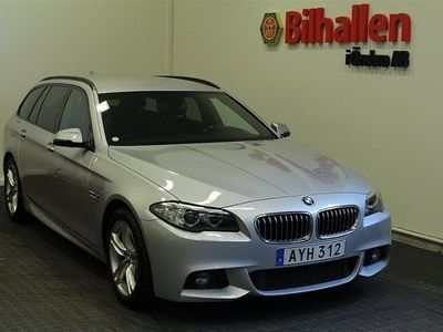 begagnad BMW 530 d xDrive M-Sport Touring F11