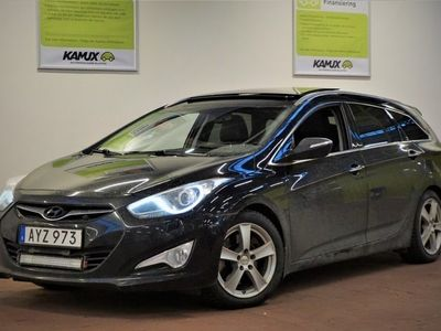 begagnad Hyundai i40 cw 1.7 CRDi | M-värm | Pano | Navi | 136hk