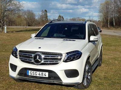 begagnad Mercedes GLS350