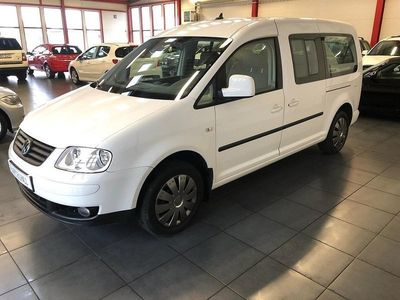 second-hand VW Caddy Maxi Life 1.9 7-sits (6700 M -09