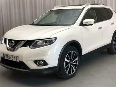 begagnad Nissan X-Trail 1.6 dCi 2WD 2017, SUV Pris 182 000 kr