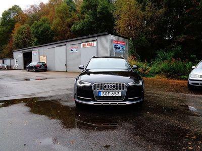 begagnad Audi A6 Allroad quattro 3.0 TDI V6 DPF quattr -14
