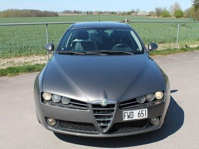 begagnad Alfa Romeo 159 Sportwagon 1.9 JTDM 16V Q-Tron