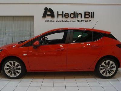 begagnad Opel Astra 1.4 AUT Pluspaket *HedinBil Spånga*