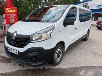 begagnad Renault Trafic Minibuss 1.6 dCi 120hk