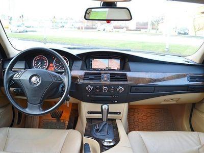 gebraucht BMW 530 Sedan Automat 231hk Svensksåld NAVi