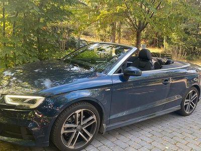 begagnad Audi A3 Cabriolet 40 TFSI Quattro S-tronic