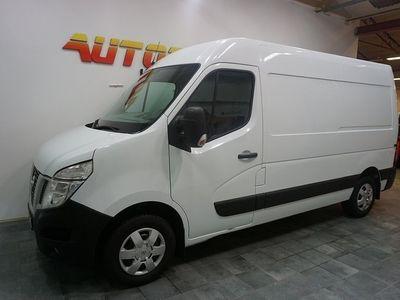 begagnad Nissan NV400 2.3 dCi Långa skåpet 2016, Transportbil 154 900 kr
