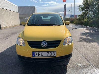 begagnad VW Fox 1.2 (55hk) -06