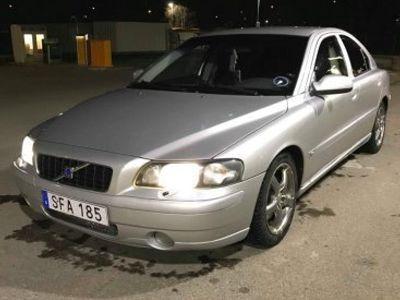 begagnad Volvo S60 R Automat gps/kamera -01