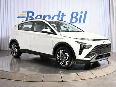 begagnad Hyundai Bayon 1.2 MPi Euro 6 84hk Essential / NYHET