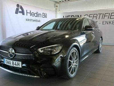 begagnad Mercedes 220 - BenzAMG / Premium / Värmare / Drag