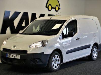 begagnad Peugeot Partner 1.6 e-HDI   Skåp   L2     2015, Transportbil 69 800 kr