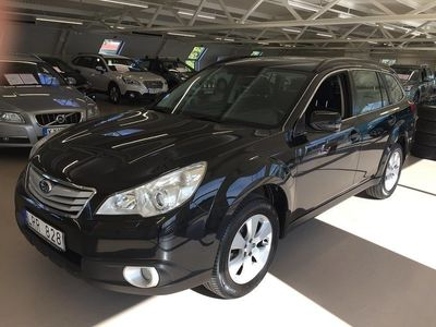 begagnad Subaru Outback 2.5 4WD Lineartronic 167hk