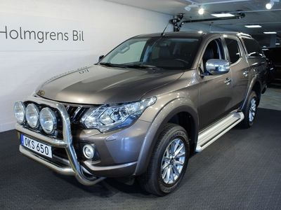 used Mitsubishi L200 DC 2.4D A5 4WD Holmgrens Performer Pro