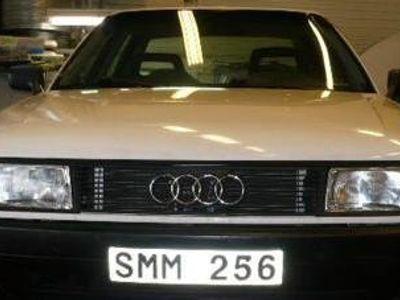 brugt Audi 80 bättre en ny -88