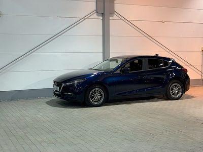 begagnad Mazda 3 2,0 Vision 120 Hk Automat