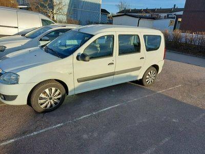 begagnad Dacia Logan SD